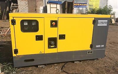 Аренда дизельного генератора в Киеве